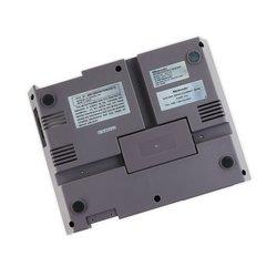Nintendo NES-001 Bottom Case