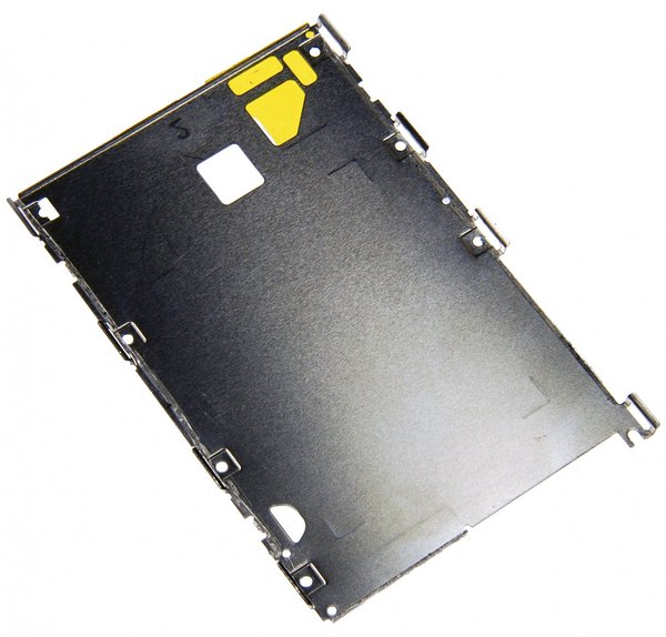 iPod touch (3rd Gen) LCD Metal Backplate