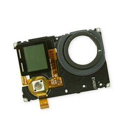 GoPro Hero4 Black LCD & Midframe Assembly