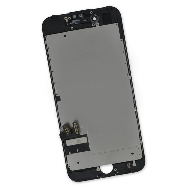 iPhone 7 Used LCD and Digitizer / Black / A-Stock