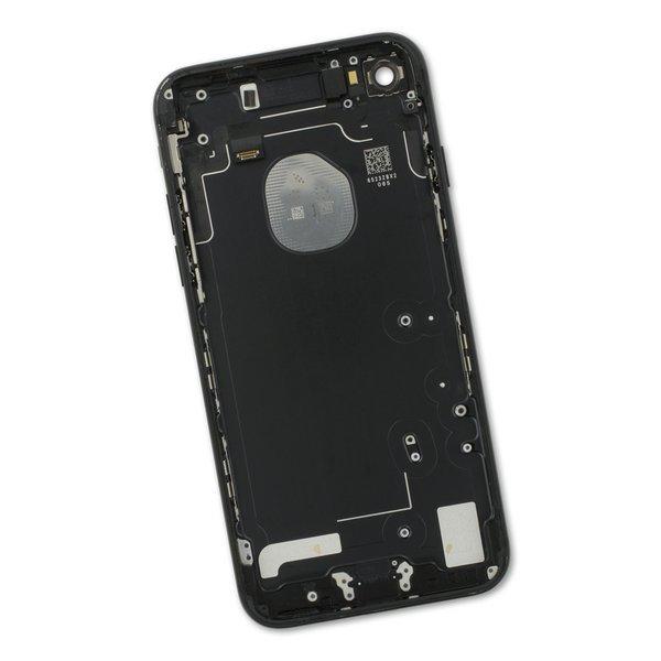 iPhone 7 OEM Rear Case / Jet Black / A-Stock