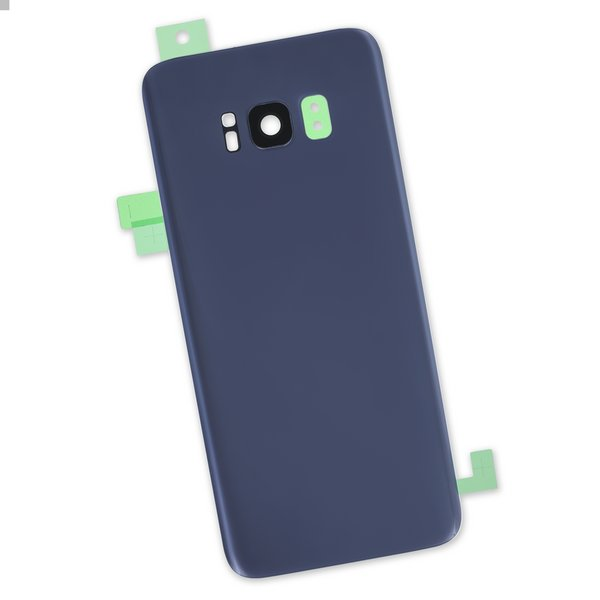 Galaxy S8 Rear Glass Panel/Cover / Part Only / Gray