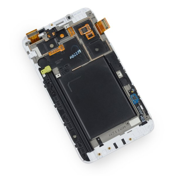 Galaxy Note (AT&T) Screen / White