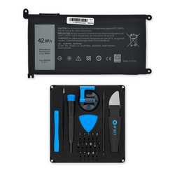 Dell WDX0R Battery / Fix Kit