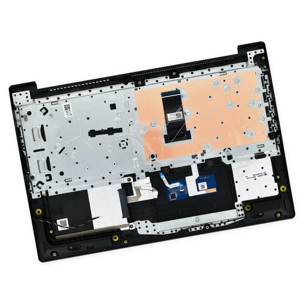 Lenovo IdeaPad S145 and ThinkPad S145 Upper Case / New / Gloss Black