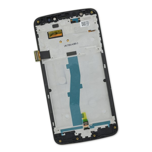 Moto E4 (XT1766) Screen / Gold / Part Only