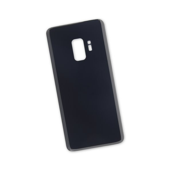 Galaxy S9 Rear Glass Panel/Cover / Black