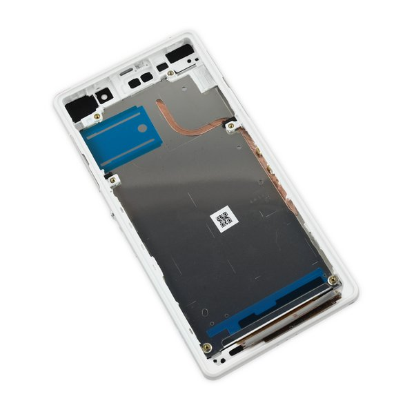 Sony Xperia Z2 Screen Assembly / White