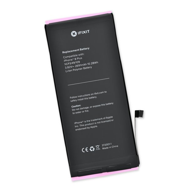 iPhone 8 Plus Battery / Part and Adhesive