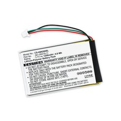 Garmin Nuvi 200/205/250/255/260/265/270 Battery