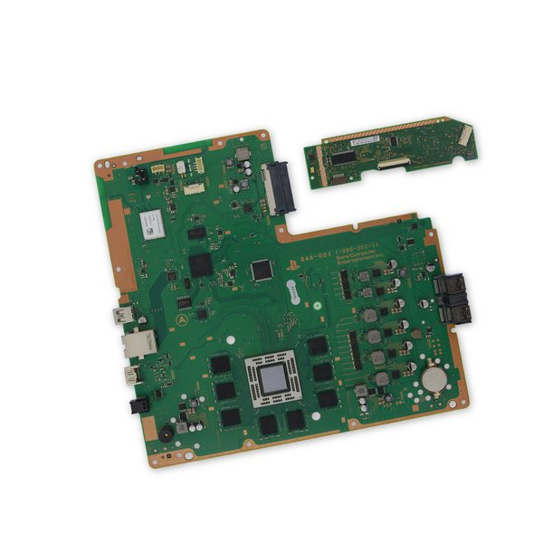 PlayStation 4 SAA-001 Motherboard & Optical Drive Board