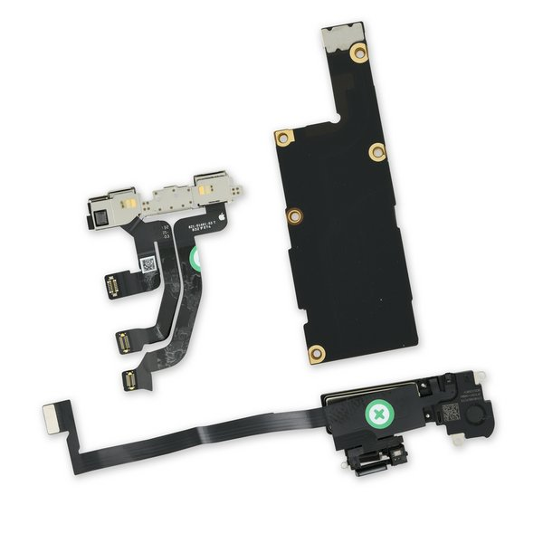 iPhone XS Max A1921 (AT&T) Logic Board with Paired Face ID Sensors