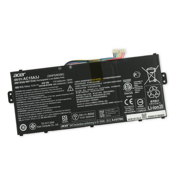 Acer Chromebook CB5-132T-C1LK Battery