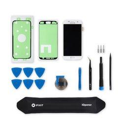 Galaxy S7 Screen / White / Fix Kit v3 / driver + SIM Tool / AMOLED