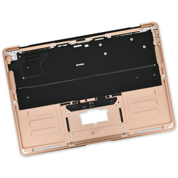 """MacBook Air 13"""" (A2337, Late 2020) Upper Case with Keyboard / New / Gold"""