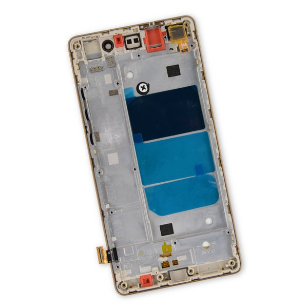 Huawei P8 Lite Screen / Gold / Part Only