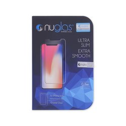 NuGlas Tempered Glass Screen Protector for iPhone X/XS/11 Pro