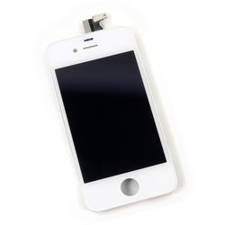iPhone 4 (CDMA/Verizon) Screen / Part Only / White / New