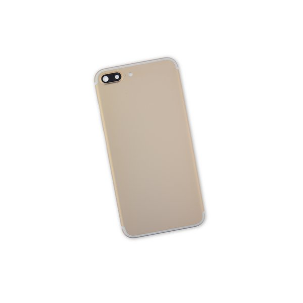iPhone 7 Plus Blank Rear Case / Gold