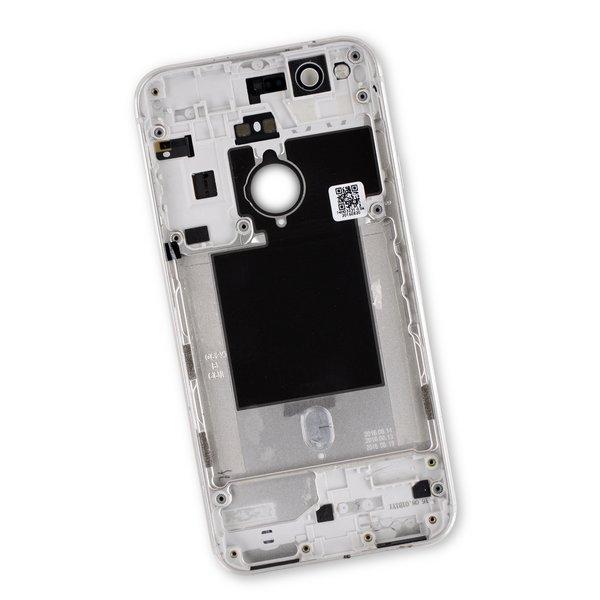 Google Pixel Rear Case / A-Stock / White