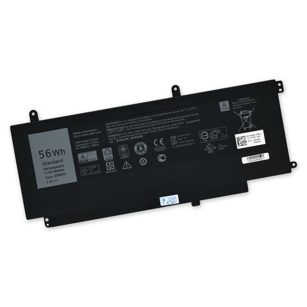 Dell Inspiron 15-7547 7.4V Battery / Part Only