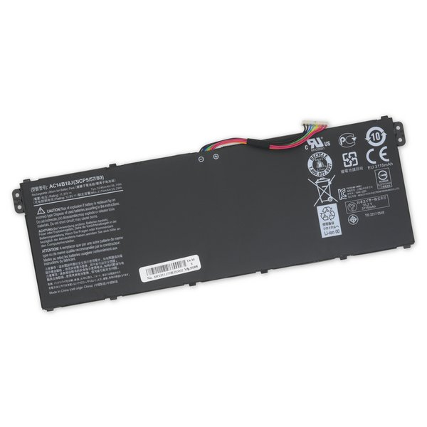 Acer AC14B18J Laptop Battery / Part Only