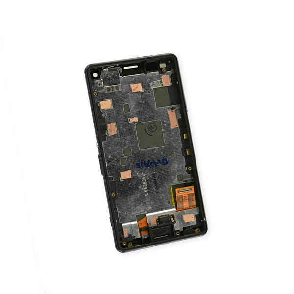 Sony Xperia Z3 Compact Screen Assembly / Black