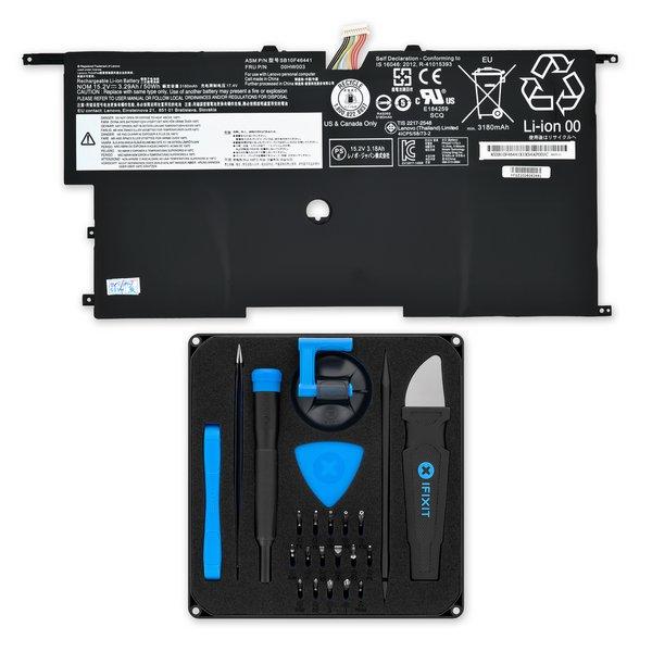 Lenovo Thinkpad X1 Carbon Gen 3 (2015) Battery / Fix Kit
