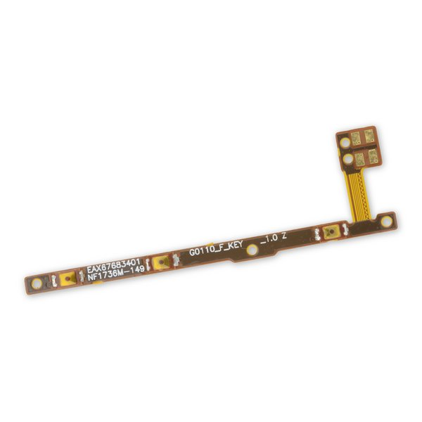 Google Pixel 2 XL Power and Volume Button Flex Cable / New