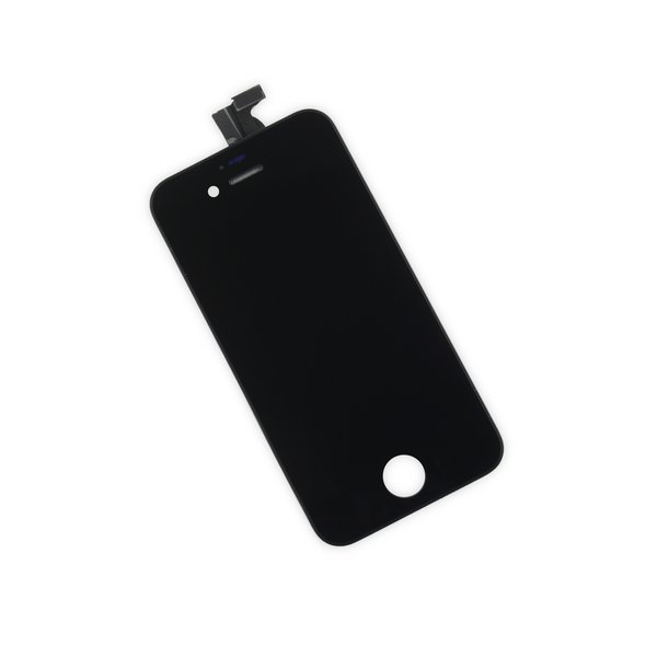 iPhone 4S Screen / New / Part Only / Black