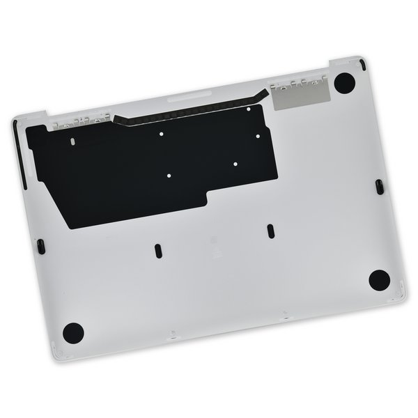 "MacBook Pro 13"" (A2289, 2020) Lower Case / A-Stock / Silver"