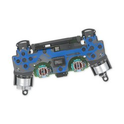 DualShock 4 Controller Motherboard and Midframe Assembly (JDM-055)