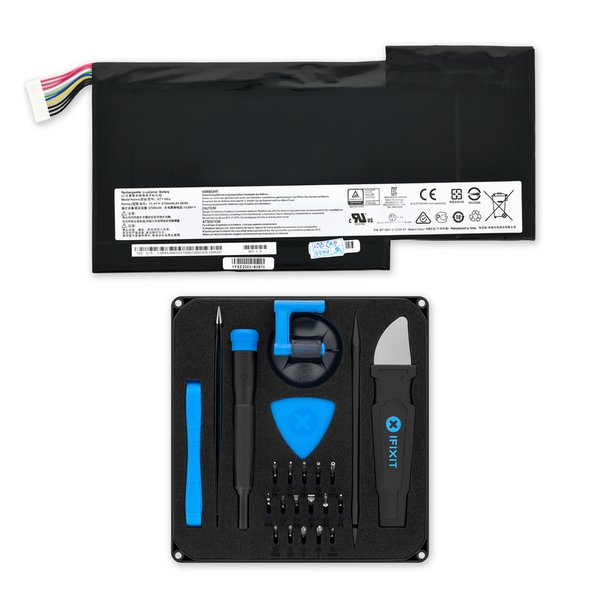 MSI GS63 and GS73 Battery / Fix Kit