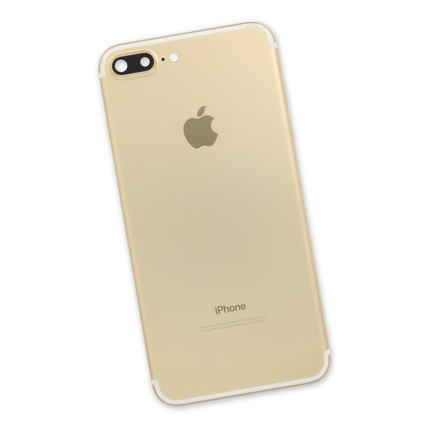iPhone 7 Plus OEM Rear Case / Gold / A-Stock