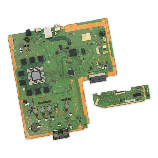 PlayStation 4 SAB-001 Motherboard & Optical Drive Board