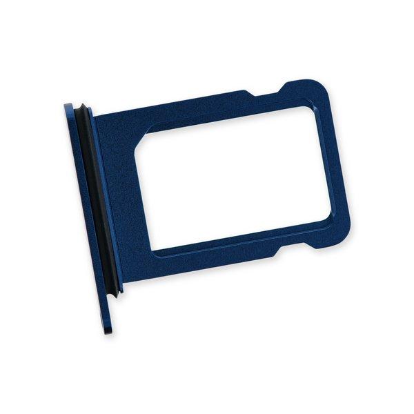 iPhone 12 SIM Single Card Tray / Blue