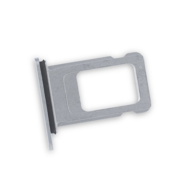 iPhone XR Single SIM Card Tray / White