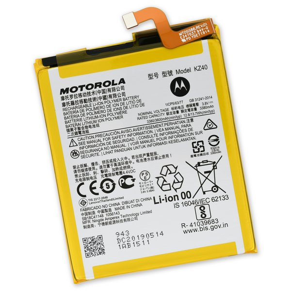 Moto Z4 Battery / Part Only