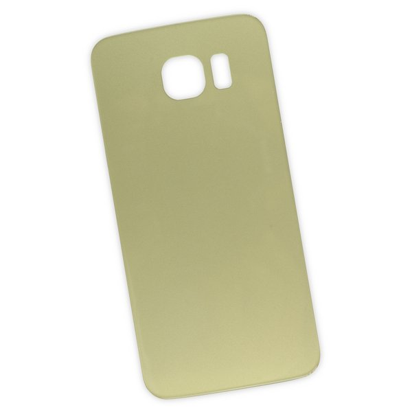 Galaxy S6 Rear Panel/Cover / Part Only / Gold