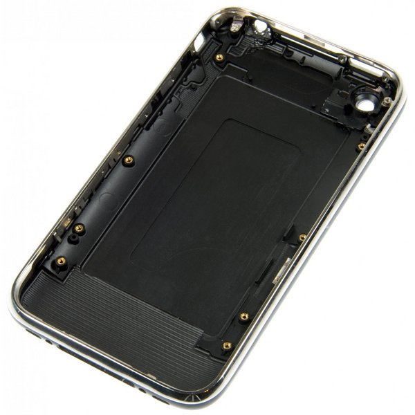 iPhone 3G Rear Case / Black / 16GB