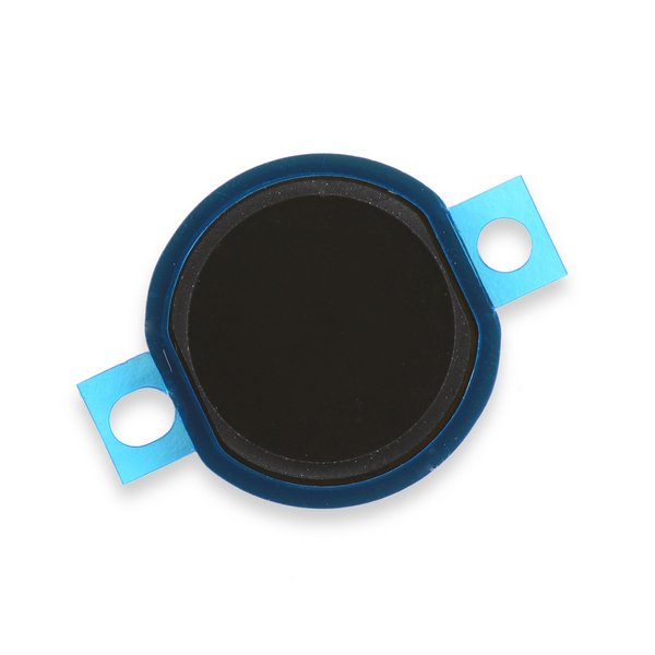 iPad mini & mini 2 Home Button / Black / With Gasket