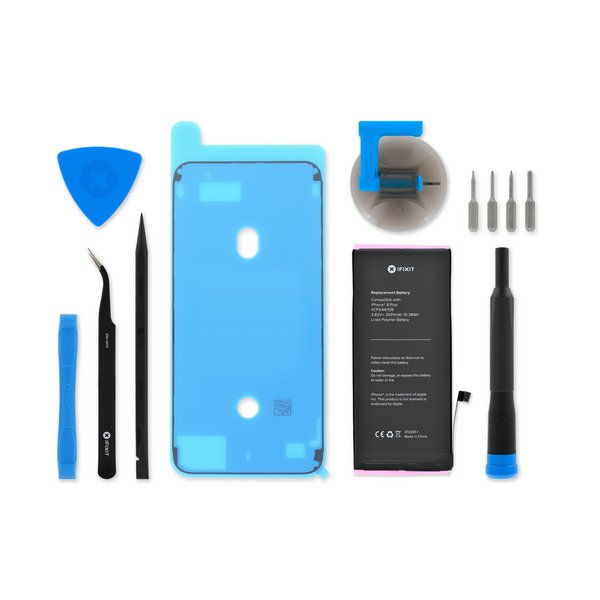 iPhone 8 Plus Battery / Fix Kit with Adhesive