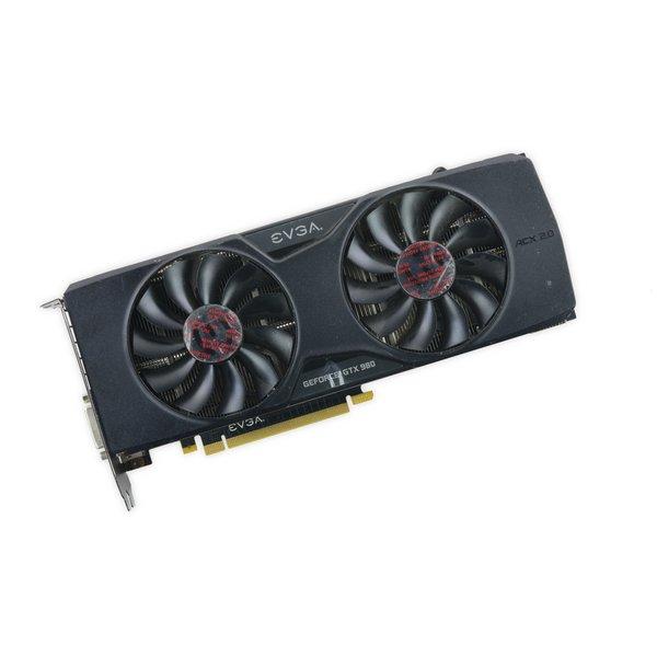 GeForce GTX 980 Graphics Card