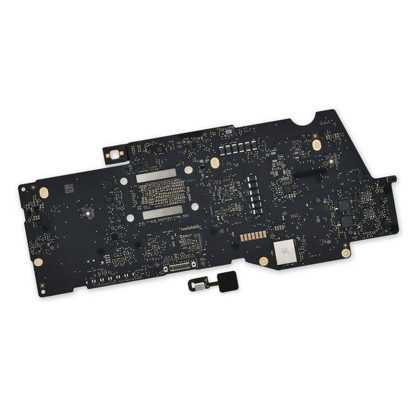 """MacBook Pro 13"""" (A2338, Late 2020) 3.2 GHz Logic Board with Paired Touch ID Sensor / 8 GB / 256 GB"""