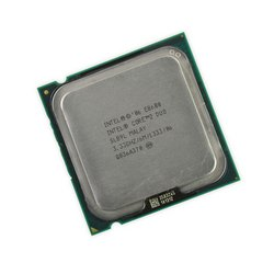 Intel Core 2 Duo E8600 CPU