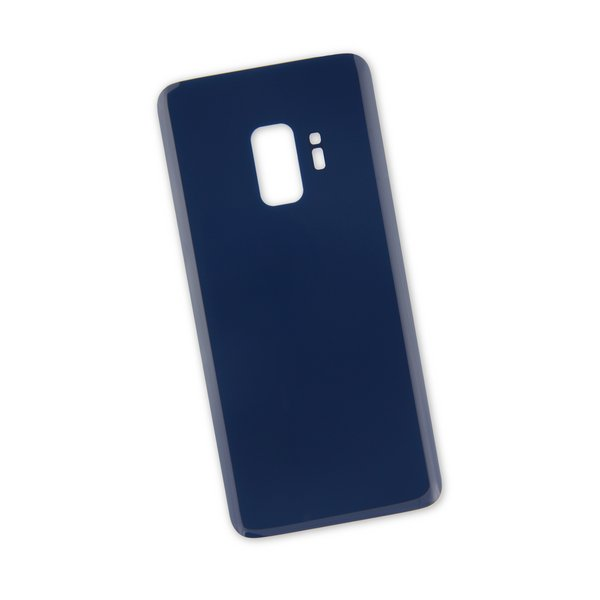 Galaxy S9 Rear Glass Panel/Cover / Blue