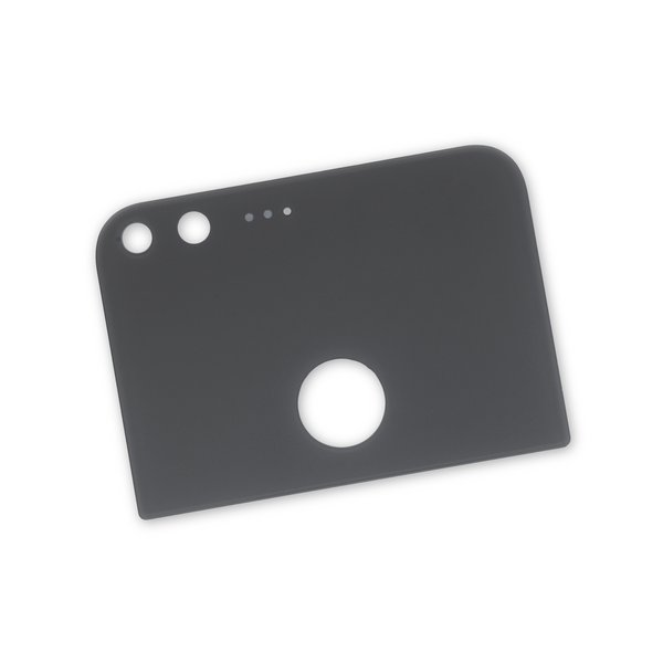 Google Pixel XL Rear Glass Panel / Black