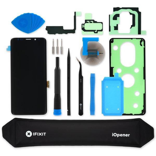 Galaxy S9+ Screen / New / Fix Kit v2 / driver + SIM Tool