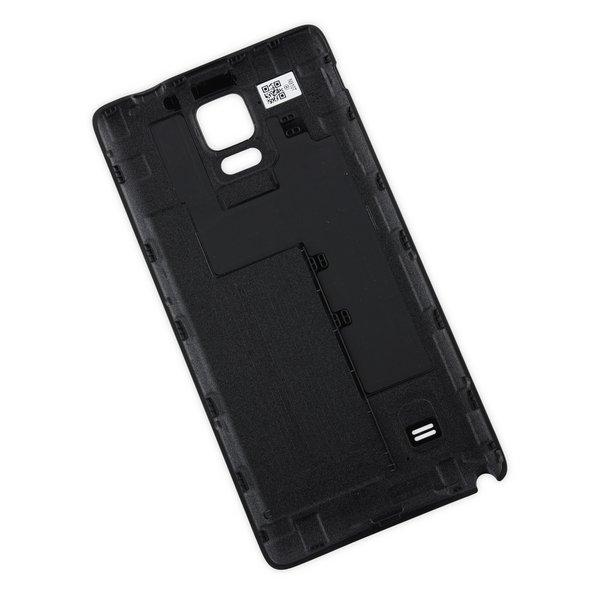 Galaxy Note 4 Rear Panel / Black / Unlocked