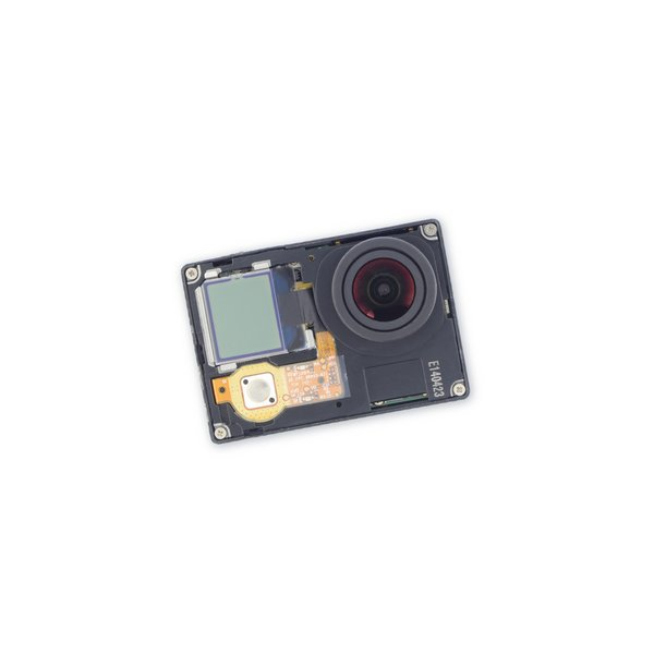 GoPro Hero3+ Black Partial Assembly